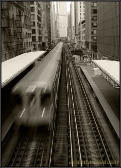 Metro. Chicago