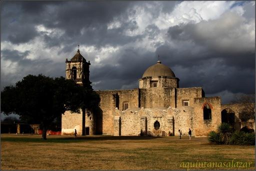 Misión San José. San Antonio