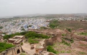 Ciudad azul. Jodhpur