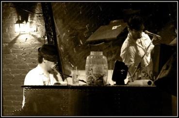 Piano Bar. San Antonio