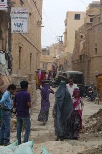 Callejeando Jaisalmer